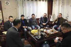 中国海洋大学管院总裁班学员企业项目合作对接签约交流会